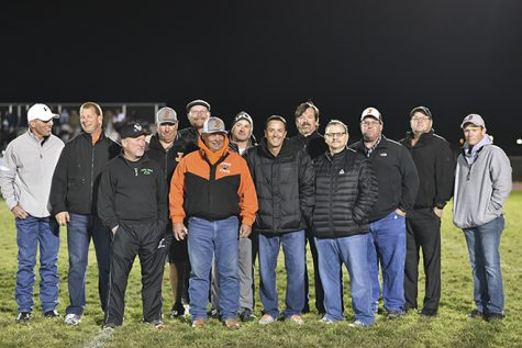 '86 & '87 State Football Champions