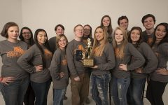 Tiger Troupe Takes Tenth Straight Title