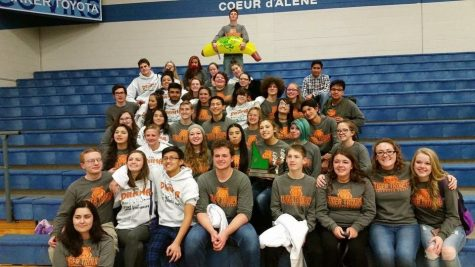Tiger Troupe Brings Home another Trophy