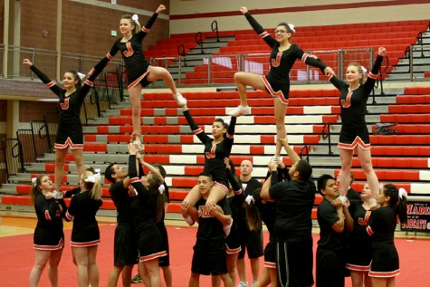 Jerome Cheer Team Brings Home the Gold