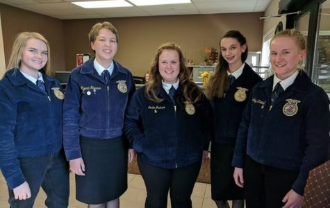 First FFA Competition of the Year