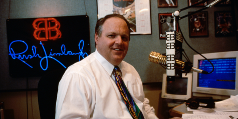 Rush Limbaugh Dead at 70- Reactions Divided