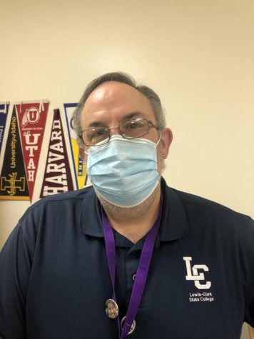 Faculty Member of the Week- Mr. Elsonsen