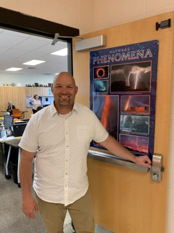 Faculty of The Week- Mr. Bruns