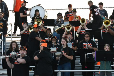 Jerome High School Band Wins Second Place Prize (Also Wakes Up Mr. Jay on Saturday Morning)